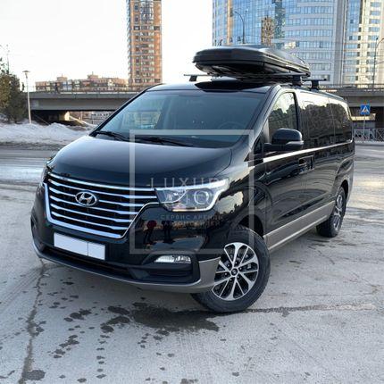№2 Микроавтобус Hyundai Starex в аренду