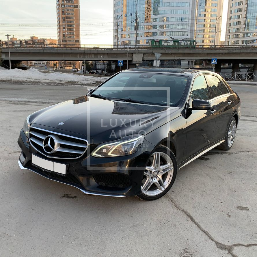 №18 Прокат Mercedes-Benz E-Class в аренду