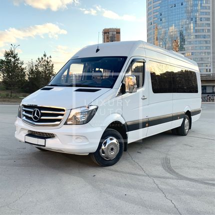 №7 Микроавтобус Mercedes-Benz Sprinter в аренду