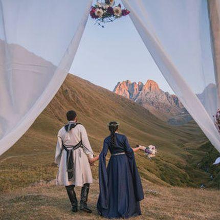 Организация свадьбы в Мцхета