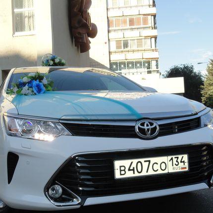 Toyota Camry - аренда машины