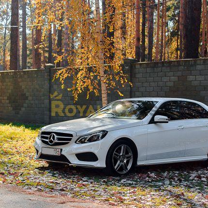 Mercedes-Benz E-class W212 в аренду