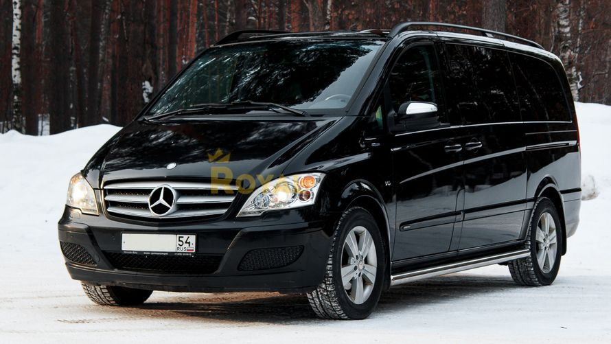 Mercedes-Benz Viano (6 мест) в аренду