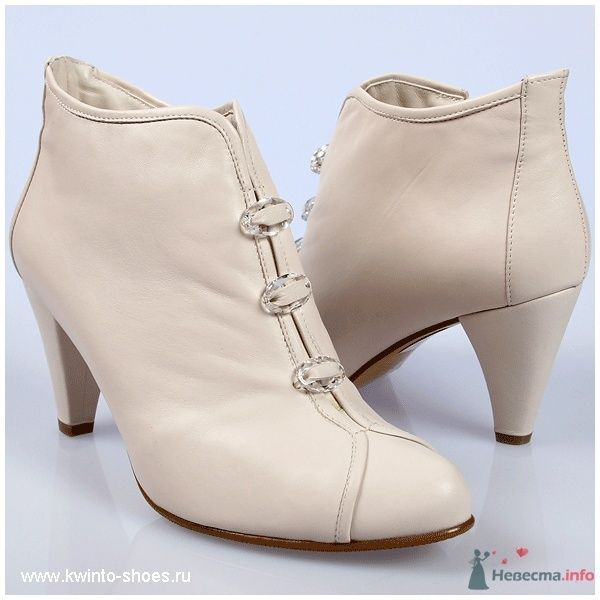 8500 - фото 60255 Kwinto-shoes - cвадебная обувь