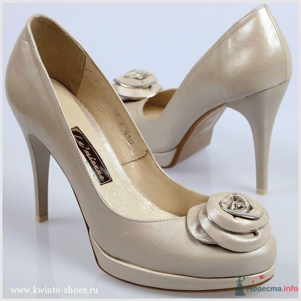 5800 - фото 60266 Kwinto-shoes - cвадебная обувь