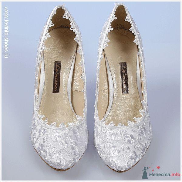 4700 - фото 76089 Kwinto-shoes - cвадебная обувь