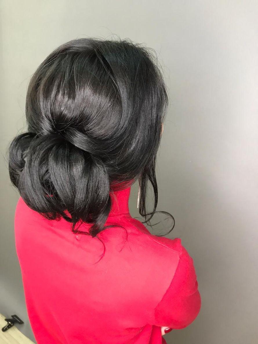 Вечерние причёски