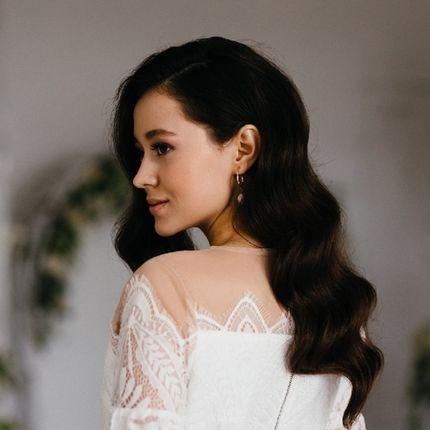 Причёска для мамы невесты или жениха