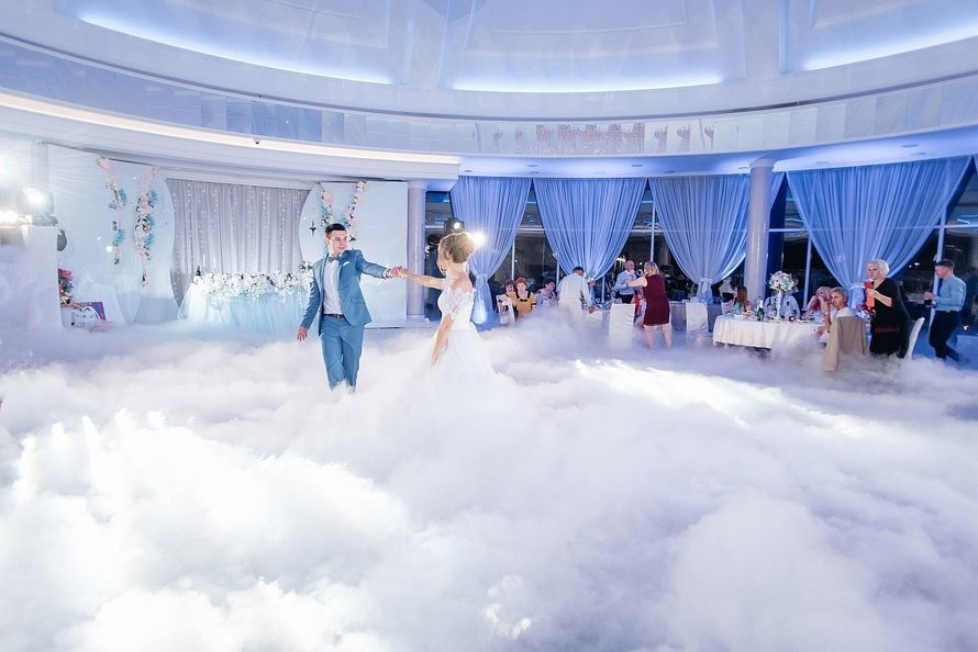 Тяжелый дым - танец в облаках