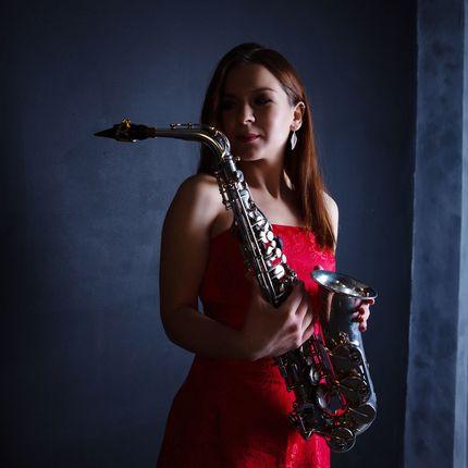 Выступление саксофониста, 60 мин.