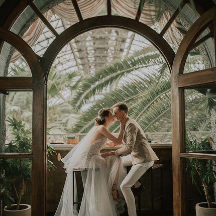 Фотосъёмка неполного дня - пакет Wedding in St Petersburg