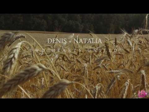 Two hearts united. Denis & Natalia