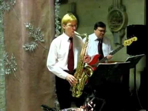Алекс ШАГИ - саксофонист на свадьбу