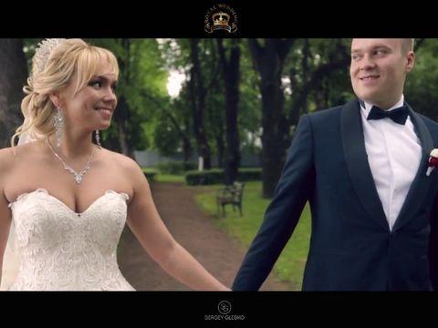 Свадьба невесты Вики