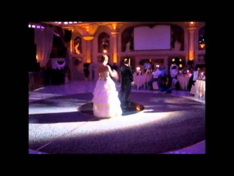 Свадебный танец-сюрприз Тахира и Ольги
