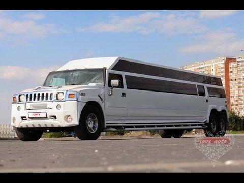 Hummer H2 252 28 мест, 3 оси
