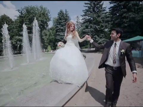 Красивая свадьба Рустама и Наташи 55