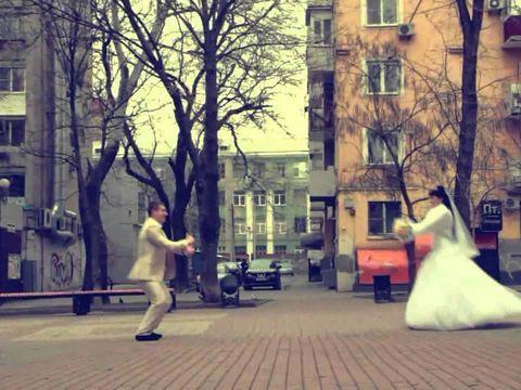 Свадьба Андрея и Татьяны 4 10 2013 г