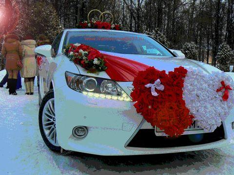 Свадебный кортеж Lexus  250 в Иваново.
