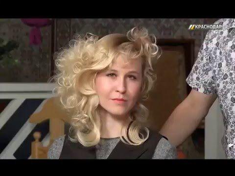 Сергей Дубровский прическа на свободные волосы за 2 мин!