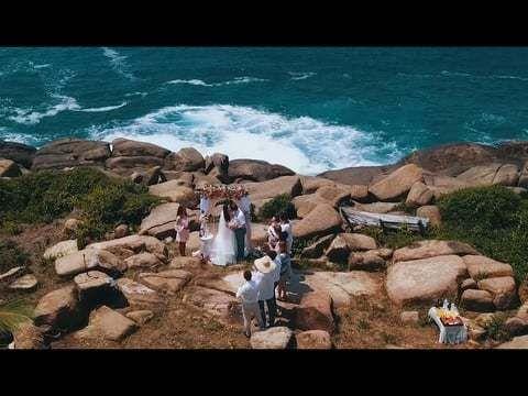 Cвадьба на Шри-Ланке. Свадебное видео за границей.