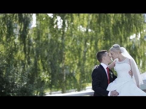 Евгений и Алина. Свадебный клип