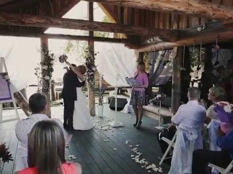 """Свадебный декор от """"Вишнёвого варенья"""" - это настоящая магия..."""