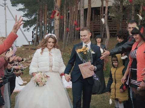 Свадебный тизер | 22 октября | Алексей и Ксения | 2016