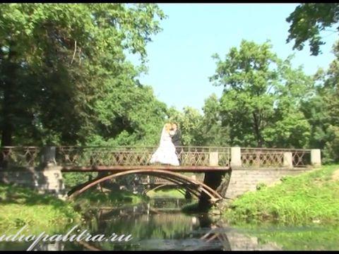 Свадебный клип. (Виталий и Ольга)