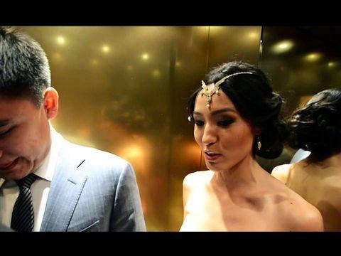 Видеосъемка Казахской Свадьбы