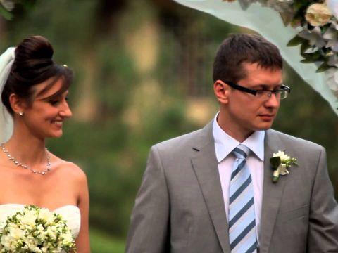 Михаил и Юлия, 01.09.2012