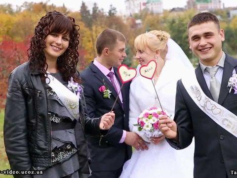 Свадебный клип Олег и Александра. Видеооператор Татьяна (093)2714241, (068)5239443