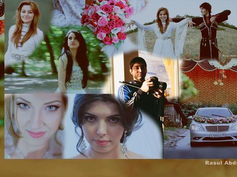 Изумительные свадьбы 2013 года (Свадьба в Дагестане)
