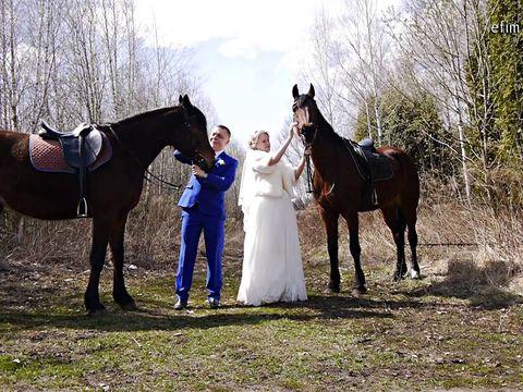 25 апреля 2015 Свадебный Клип