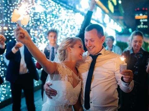 Свадебный клип Александра и Маи
