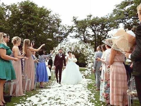 Свадебное видео в Шато Мцелы: Анна и Андрей