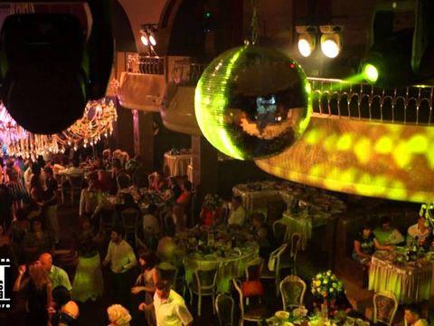 Золотой зал Рандеву