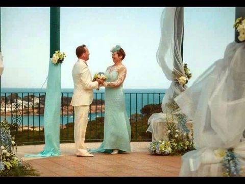 Свадьба на море в Испании