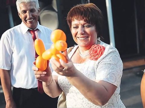 Вера Тинькова - ведущая эксклюзивных событий