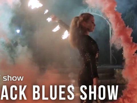 Black Blues Show дуэт | Фаер шоу в Ростове | GOF show