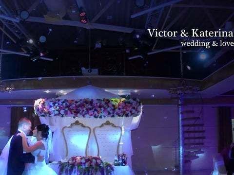 Victor & Katerina. Wedding & love story