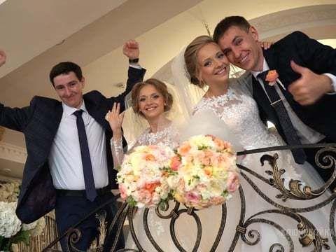 [Свадебный тизер] Игорь и Виктория, Максим и Валерия
