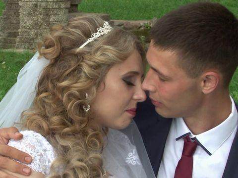 Летний свадебный видеоролик