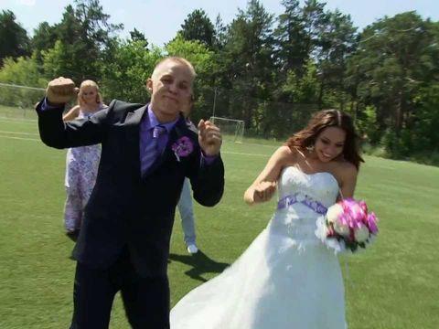 Владимир и Екатерина. Наша веселая свадьба.