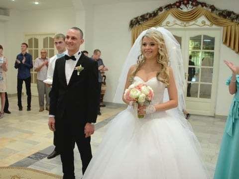 Головокружительная свадьба на Лебяжьей поляне