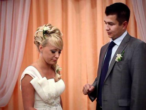 Маша и Ренат. Свадьба от Ольги Поляковой