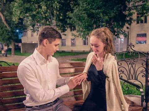 История любви Илдара и Венеры