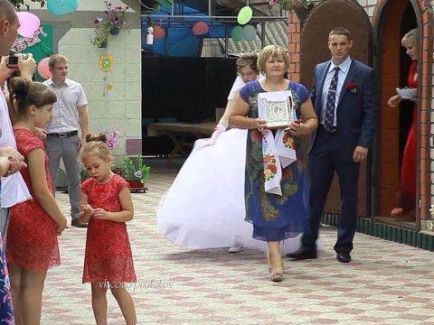 Свадебная видеосьёмка