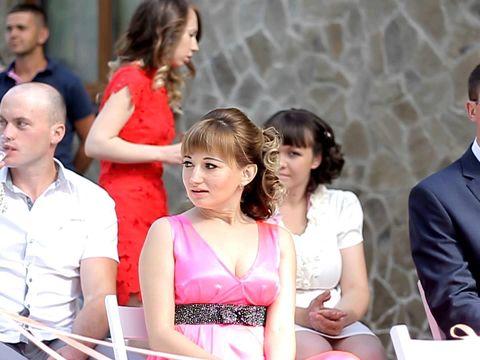 Михаил и Светлана свадебный день