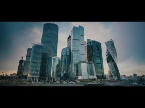 Москва-Сити Ведущий Евгений Строкин